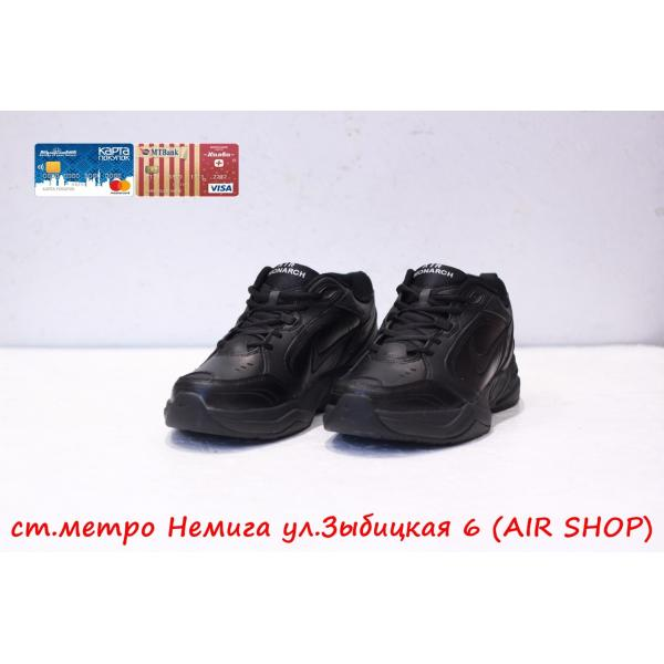 Кроссовки Nike Air Monarch 4  Black