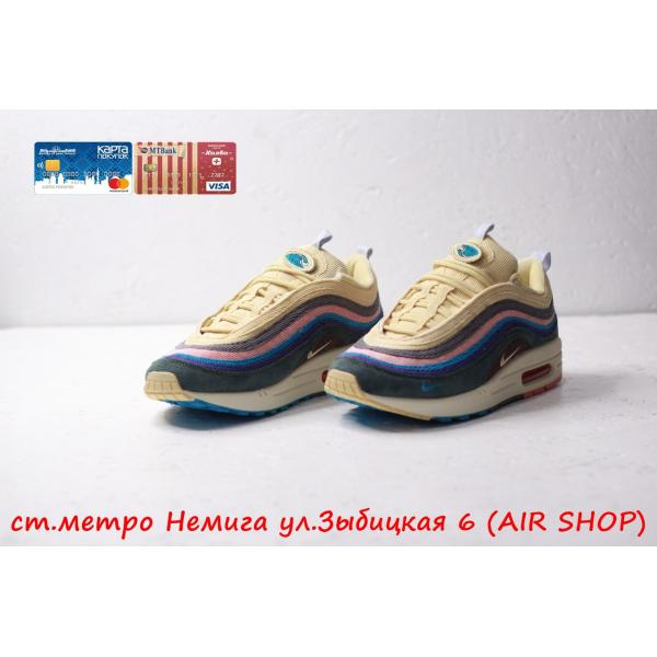 Кроссовки Nike Air Max 1/97 Sean Wotherspoon