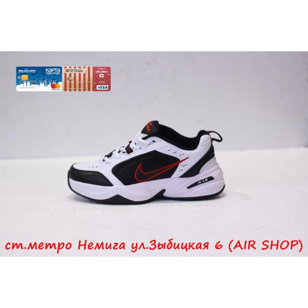 Кроссовки Nike Air Monarch 4 Red/White