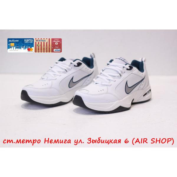 Кроссовки Nike Air Monarch 4  White