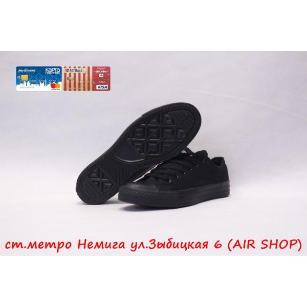 Кроссовки Converse ALL STAR wmns Black