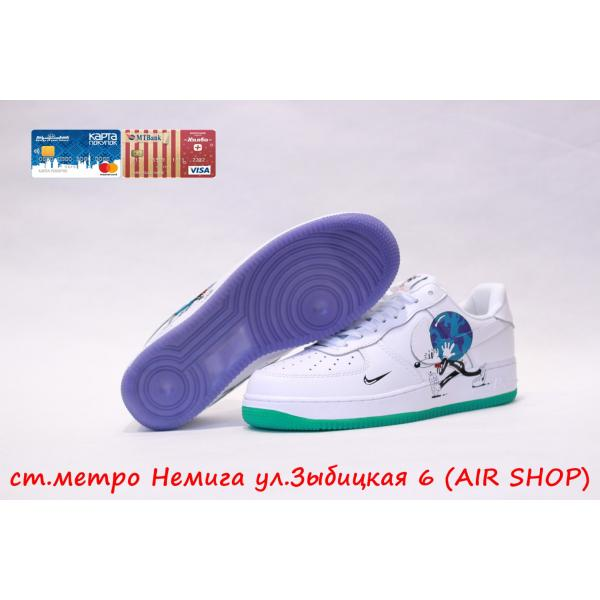 Кроссовки Nike Air Force 1 Mouse