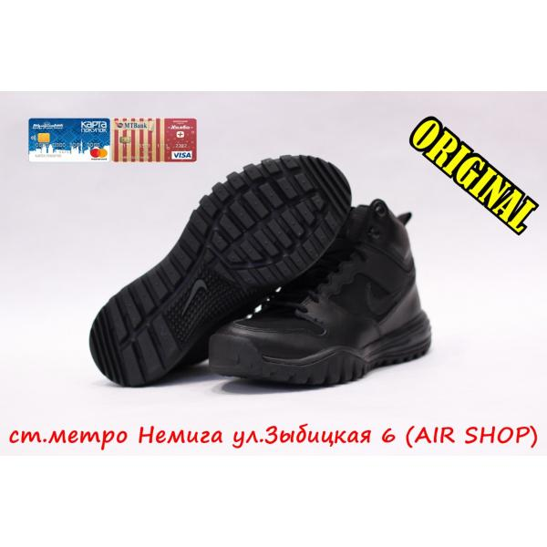 Кроссовки Nike Fusion Hills Mid Leather