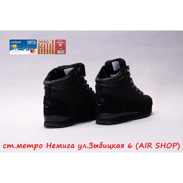 Кроссовки The North Face Black