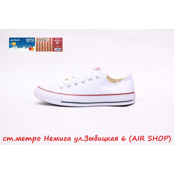 Кроссовки Converse ALL STAR wmns White