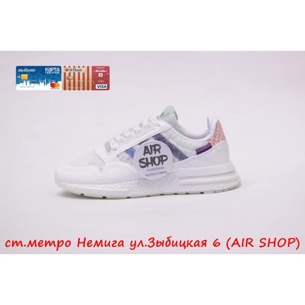 Кроссовки   zx 500 boost White