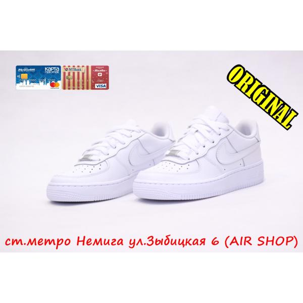 Кроссовки Nike Air Force 1 low gs