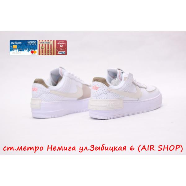 Кроссовки Nike Air Force Shadow WT/.