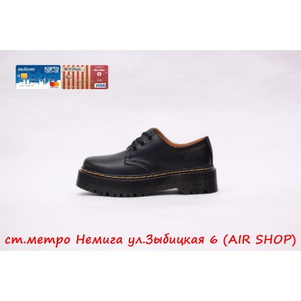 Кроссовки DR.MARTENS 1461black smooth