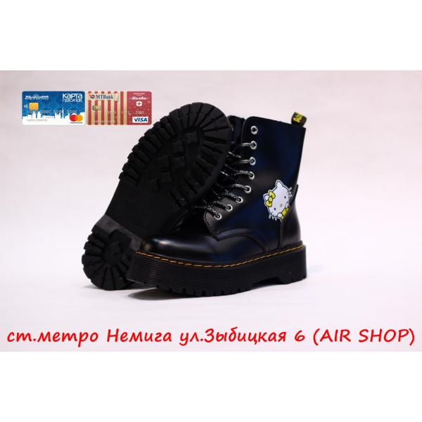 Кроссовки  DR.MARTENS jadon replica Hello Kitty