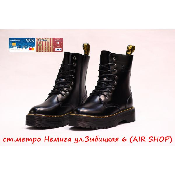 Кроссовки Dr.Martens  JADON black winter