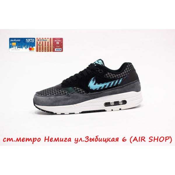 Кроссовки Nike Air Max 1 Carbon