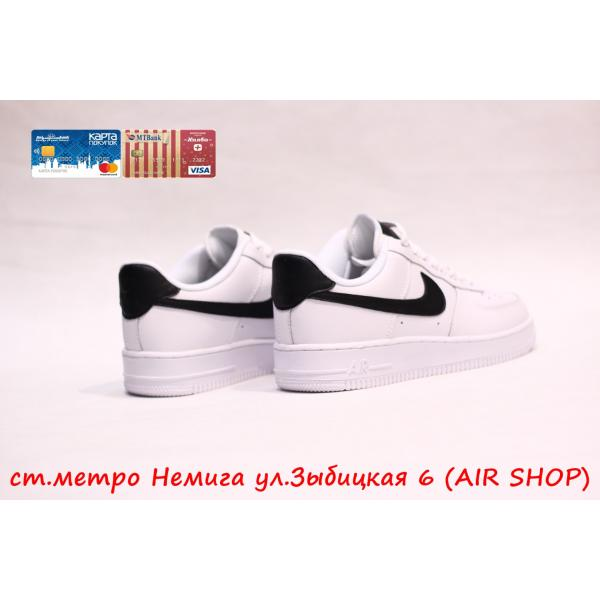 Кроссовки Nike Air Force WH+BL