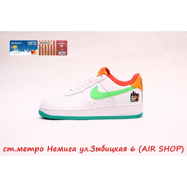 Кроссовки Nike Air Force 1 SBY