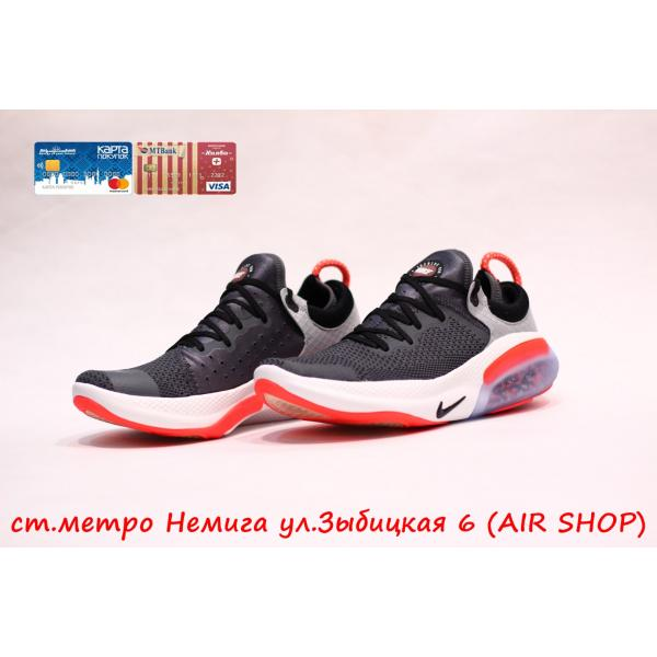 Кроссовки Nike Joyride run FK Black/Red