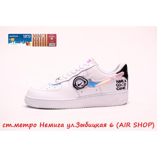 Кроссовки Nike Air Force  Have A Good Game