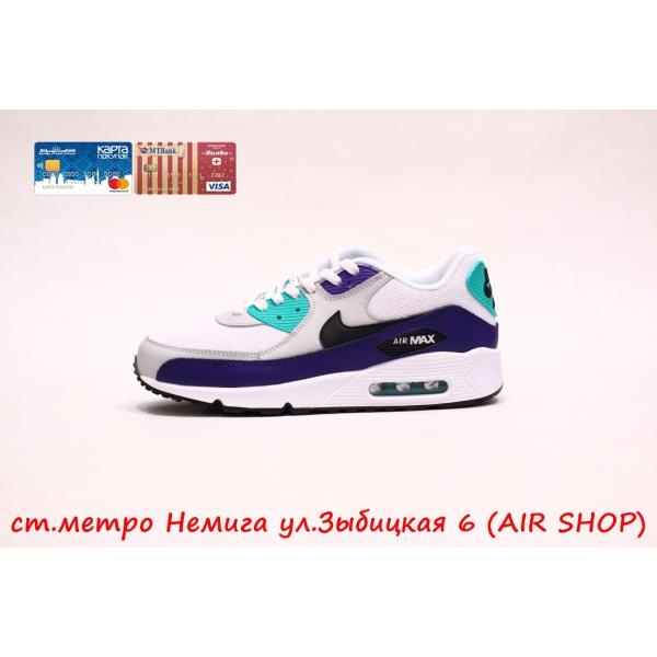 Кроссовки Nike Air Max 90 wh/br